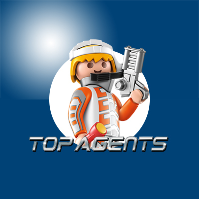 Playmobil Top Agent