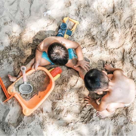 Piscina, Playa Aire Libre y Juguetes de Exterior