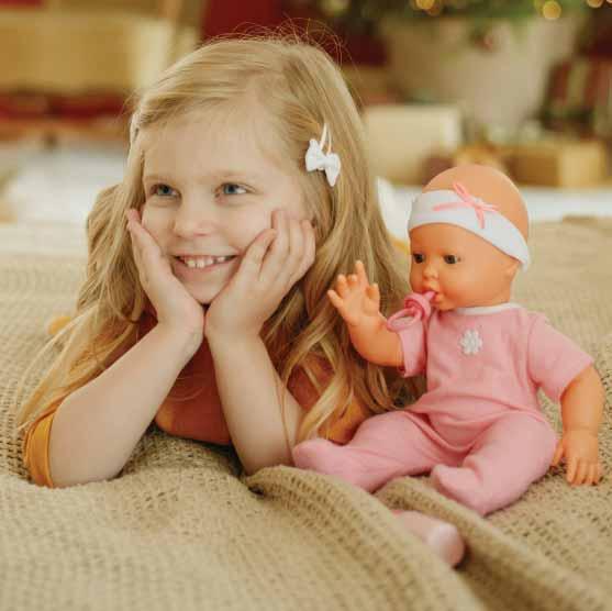 Muñecas Bebé - Complementos y Accesorios