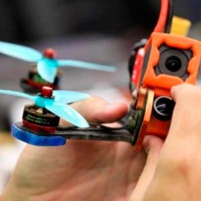 Drones y Robots Radio Control