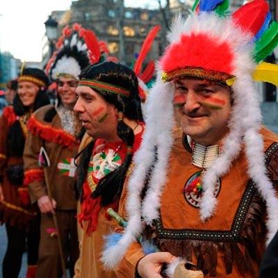 Indios y vaqueros (oeste)