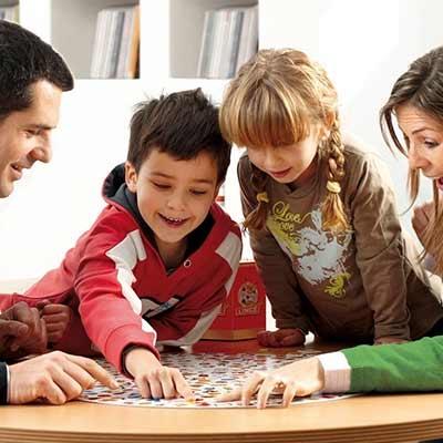 Juegos de Familia