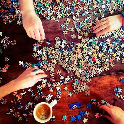 Otros Puzzles y complementos