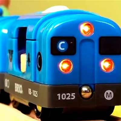 Circuitos de Trenes