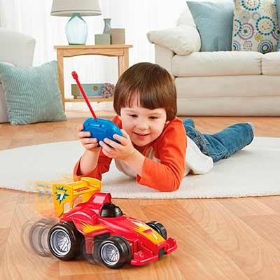 Vehículos y juguetes radio control