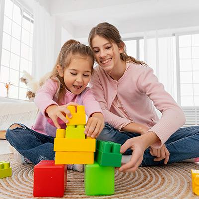 Juegos Construcción y Puzzles