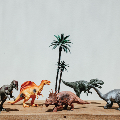 Animales y figuras míticas