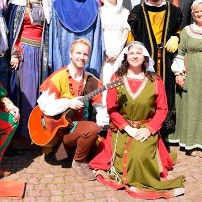 Edad media, de época y medievales