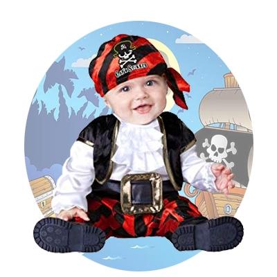 Piratas, bucaneros y corsarios