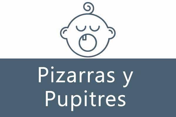 Pizarras y Pupitres