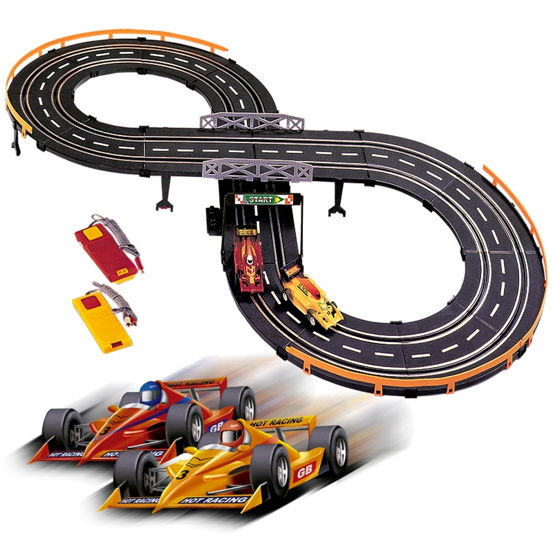Pista circuito coches Fórmula 1