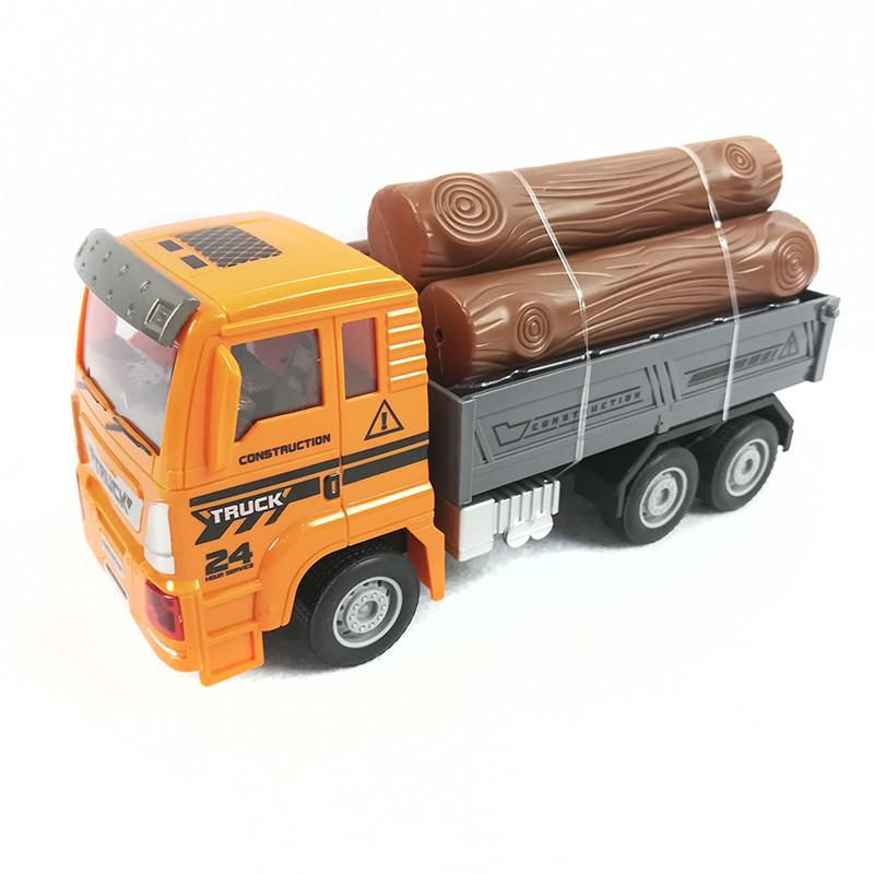 Camión transporte