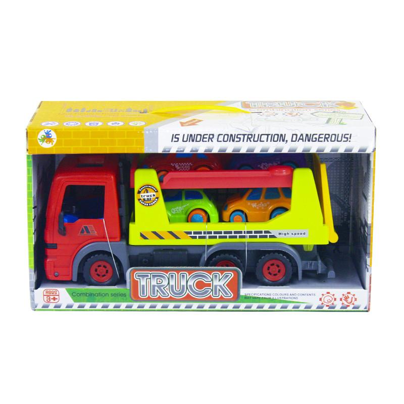 Camion Infantil com Coches