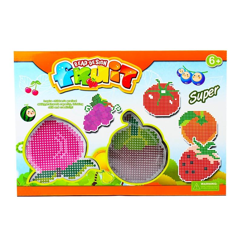 Abalorios para crear frutas