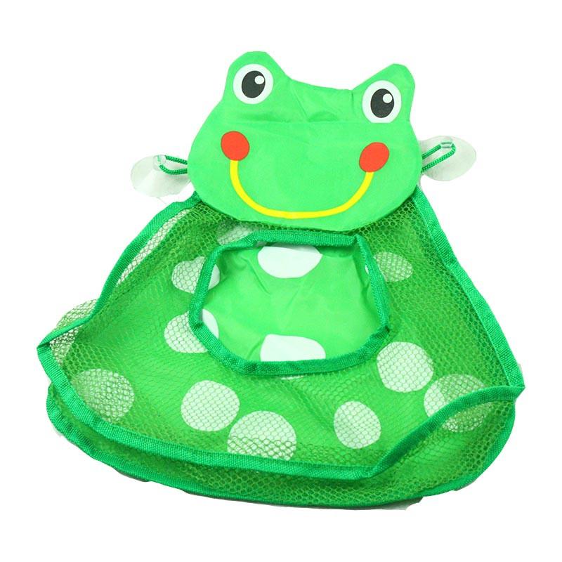 Red para guardar juguetes de baño Sapito