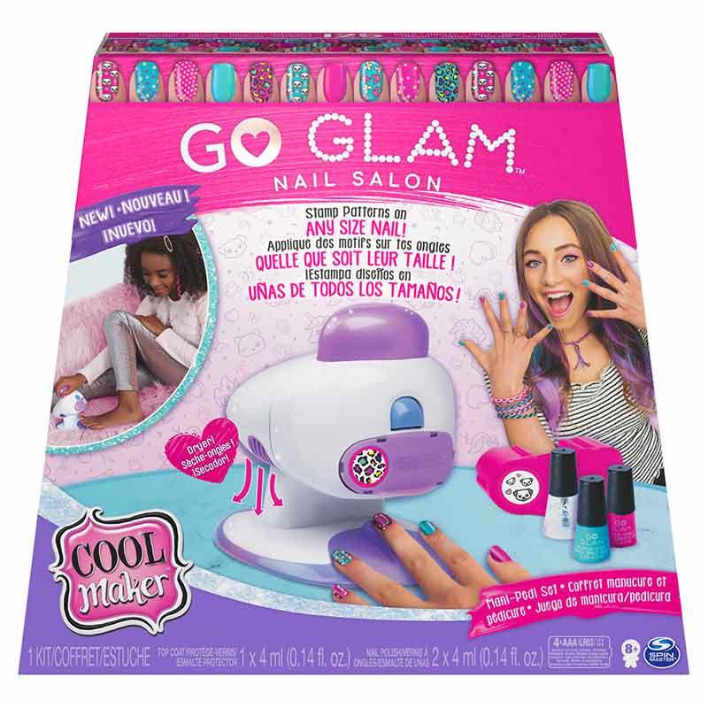 Estudio deluxe uñas glamour Go Glam