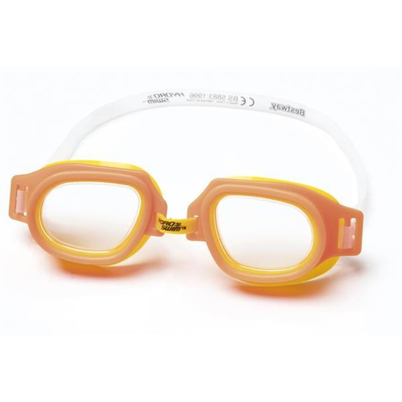 Gafas Natación de 3 a 6 años naranja