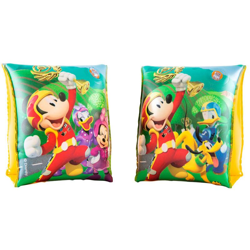 Mickey y los superpilotos manguitos 23x15 cm