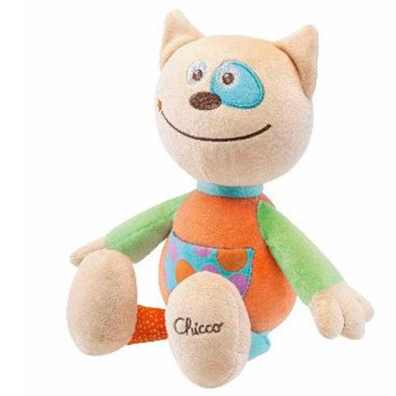 Chicco Marioneta Gato Happy Colors