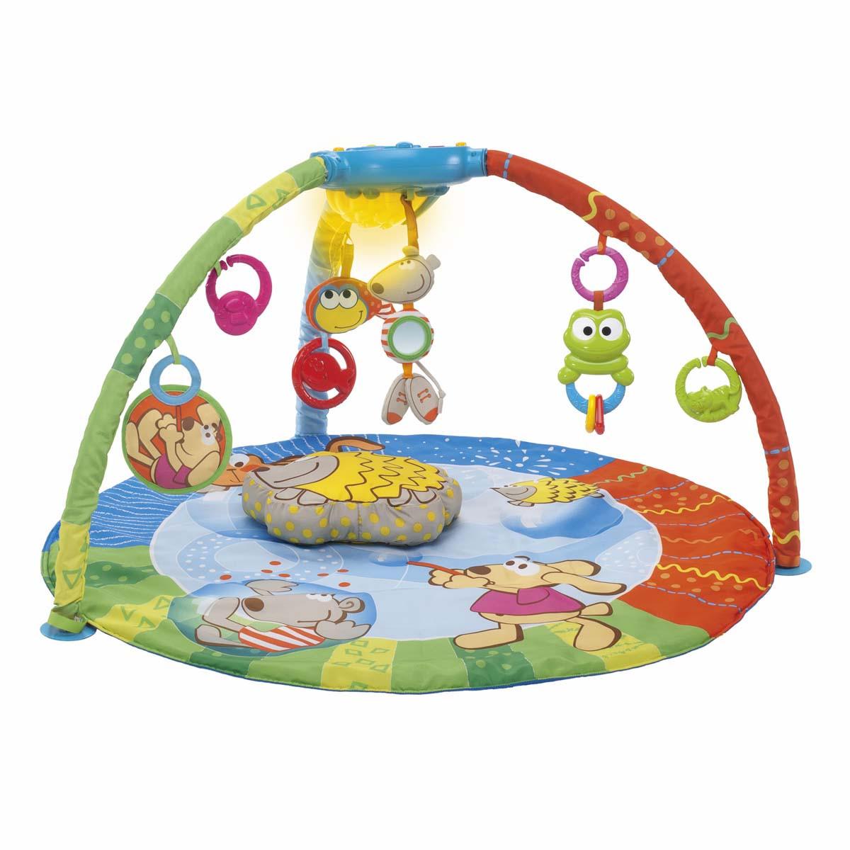 Chicco Bubble Gym alfombra electrónica
