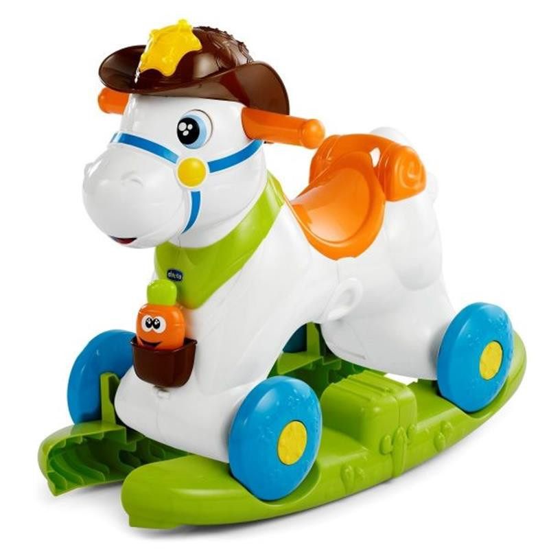 Chicco caballito Baby Rodeo