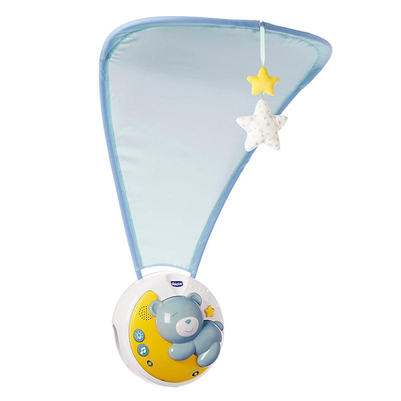 Chicco móvil Next2moon azul