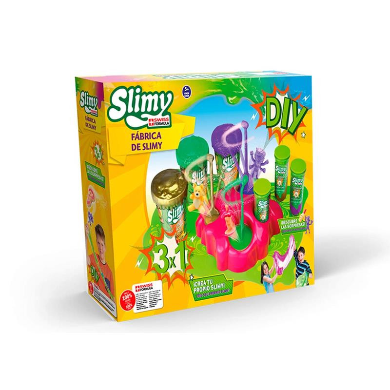 Fábrica de Slimy