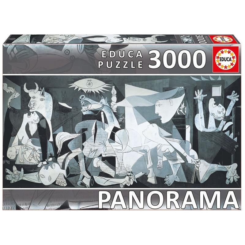 Educa 3000 Guernica Picasso
