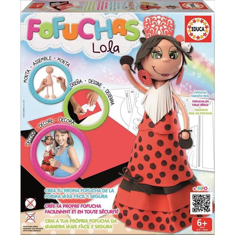 Educa Fofucha Lola