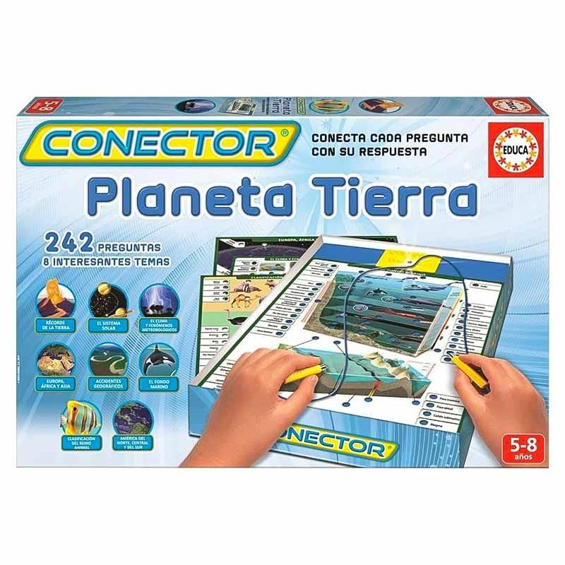 Educa Conector Planeta Tierra