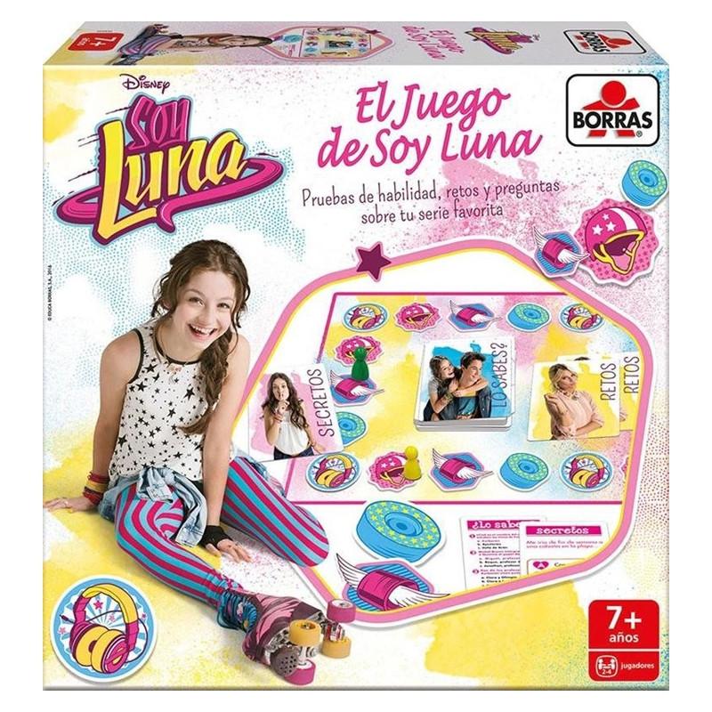 Educa el juego de Soy Luna
