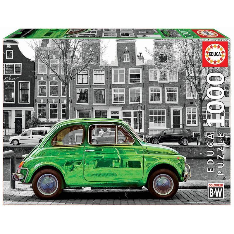 Educa puzzle 1000 coche en Amsterdam
