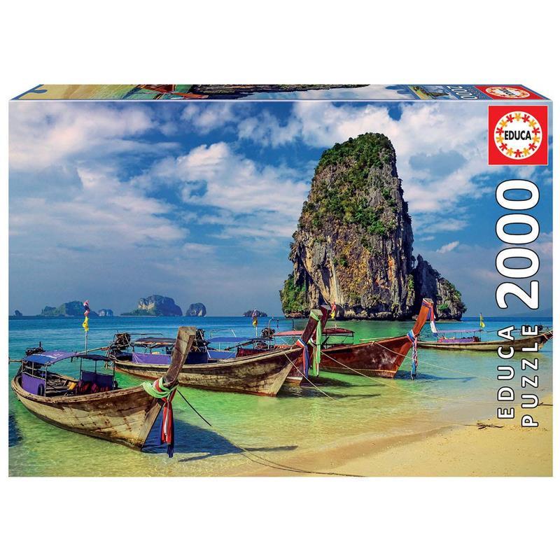 Educa puzzle 2000 Krabi Tailandia