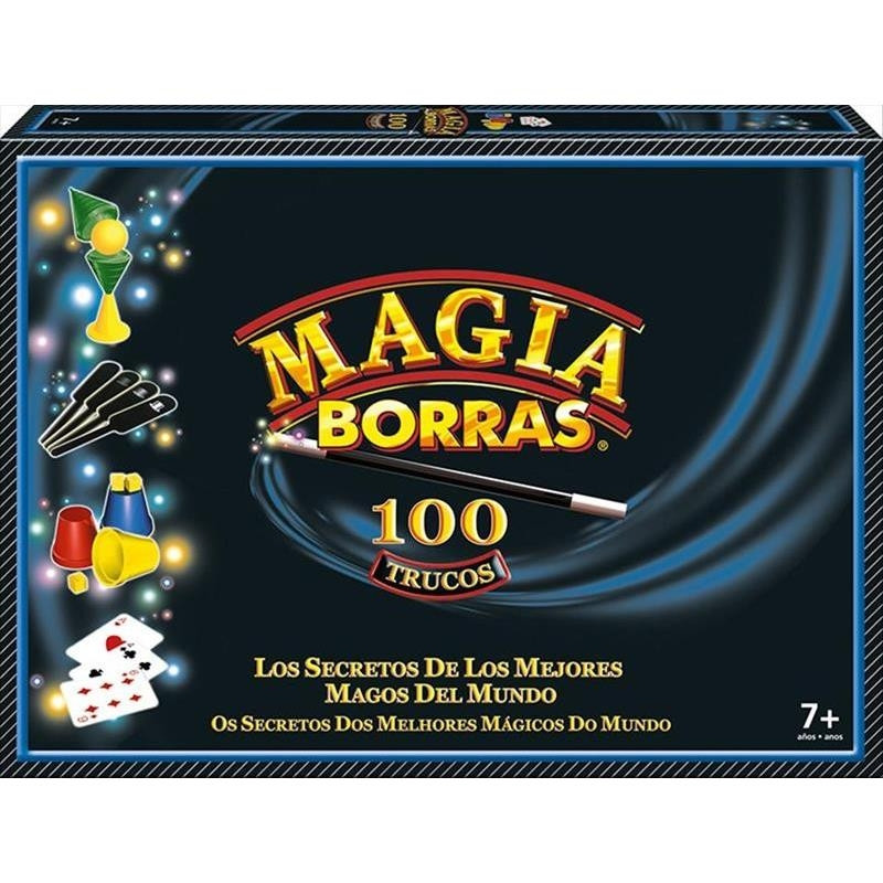 Educa magia borras clásica 100 trucos