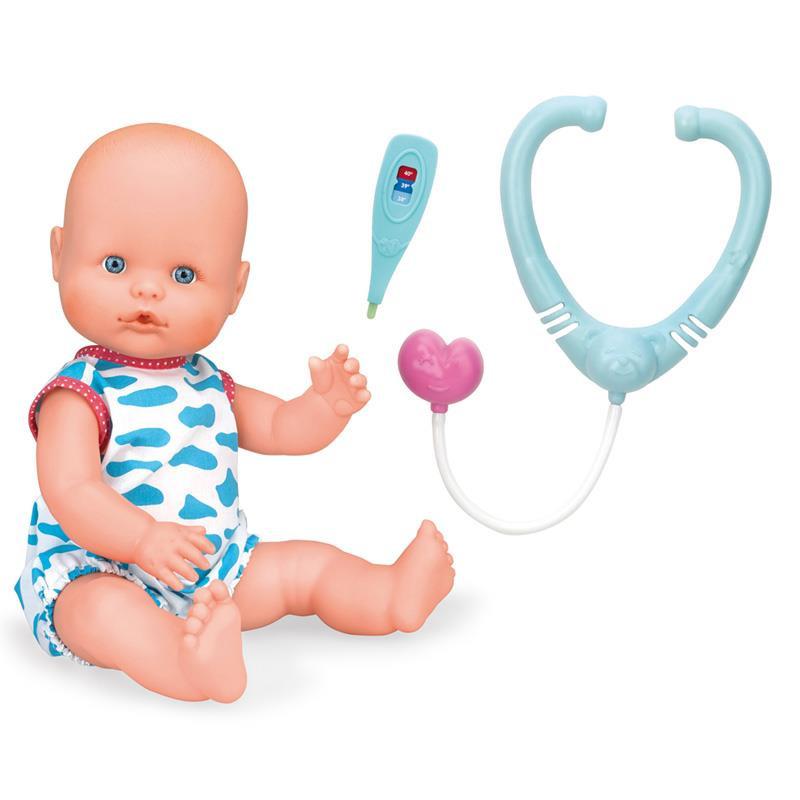 Nenuco bebé cuidados médicos
