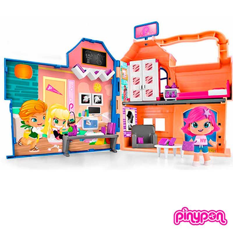 Pinypon by Piny casa de estudiantes