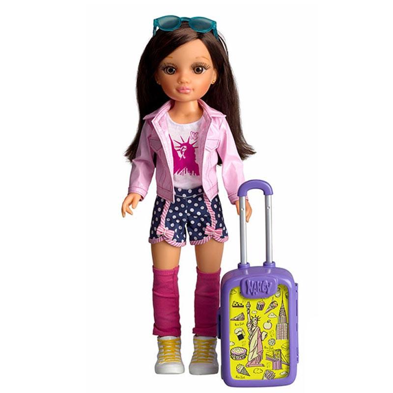 Nancy chic viaja a Nueva York