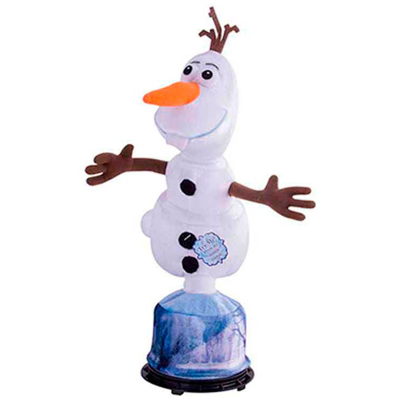 Muñeco Olaf cantarín Frozen