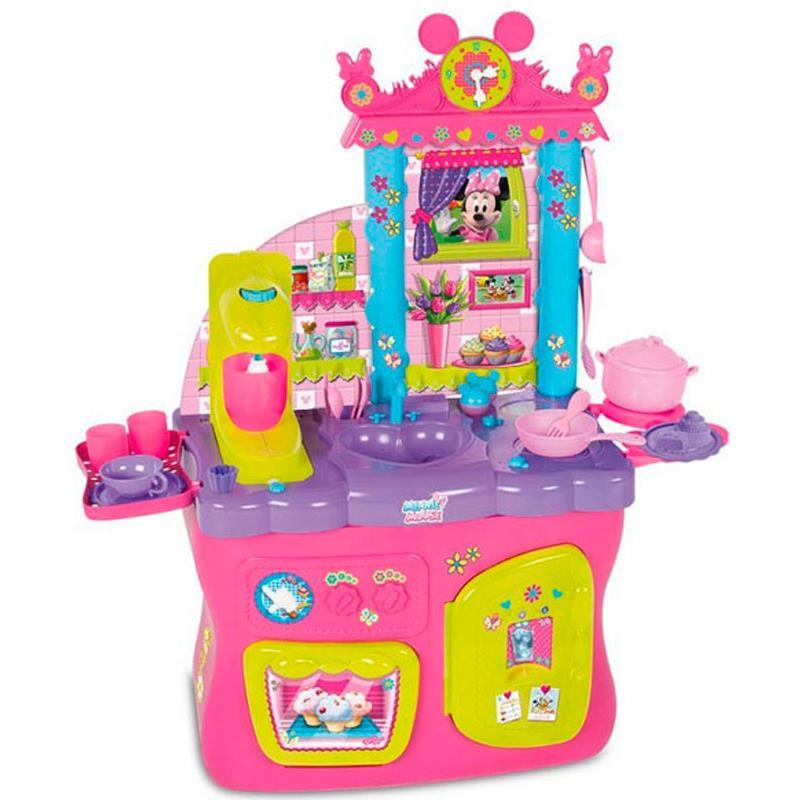Cocina de juguete Minnie