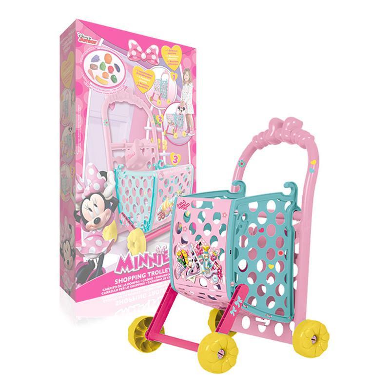 Carrito de la compra Minnie