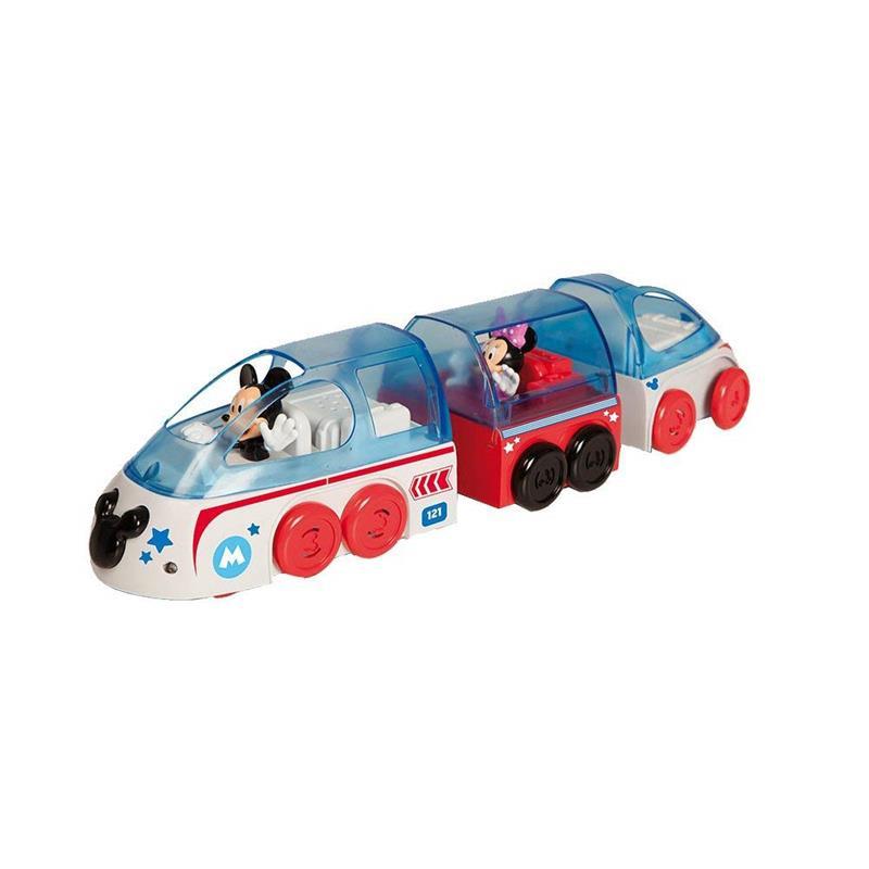 Tren musical Mickey