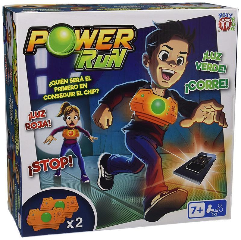 Juego Power run