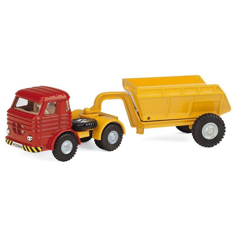 Camión Trailer Pegaso +Remolque Basculante 175 Mm