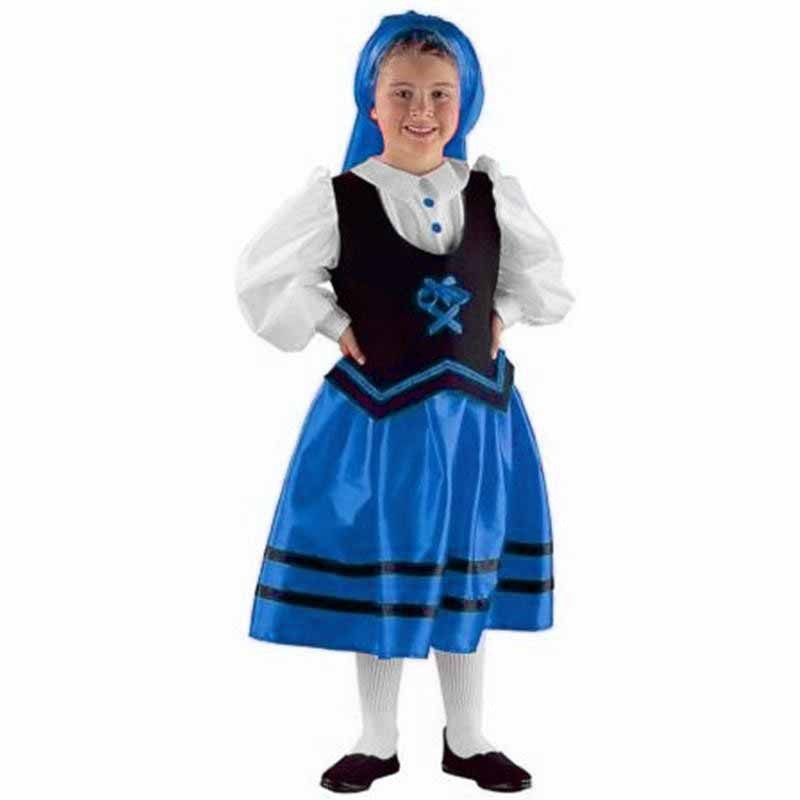 Disfrace de Pastora Niña