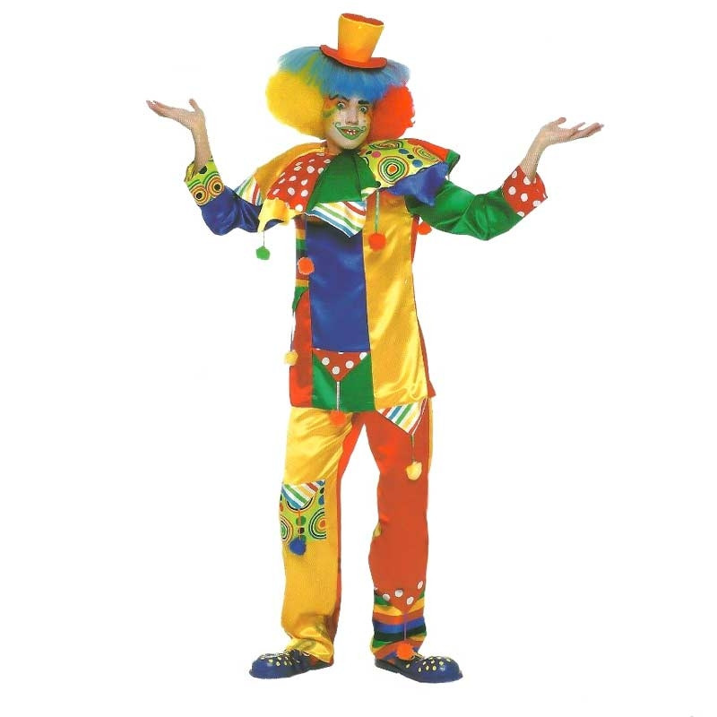 Disfraz Carnaval Arlequin Adulto