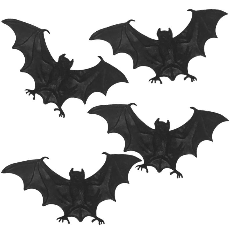 Murciélagos decoración para Halloween