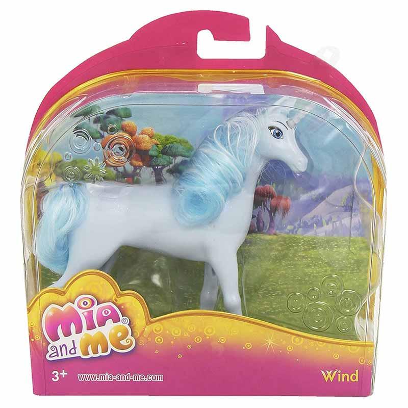 Mattel Mundos de Mia Unicornio Wind