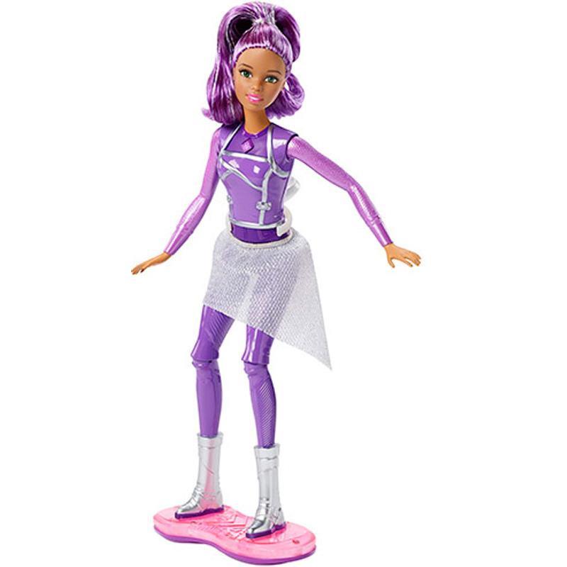 Barbie y skate galáctico aventura en el espac