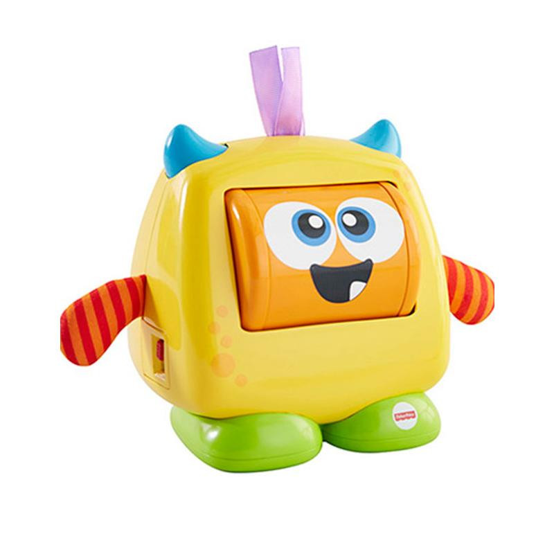 Fisher Price monstruito caritas divertidas