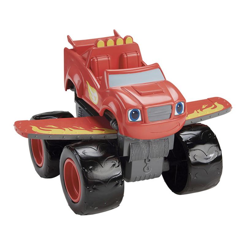 Vehículo Turbo Transformacion Blaze